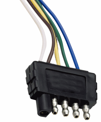 Trailer Wiring 5-Pin Connector
