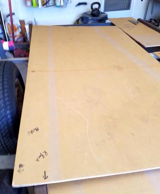 Top Coat Plywood