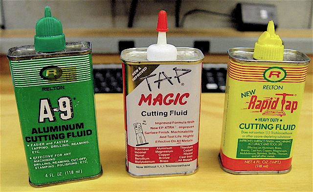 Drilling and Cutting Fluids