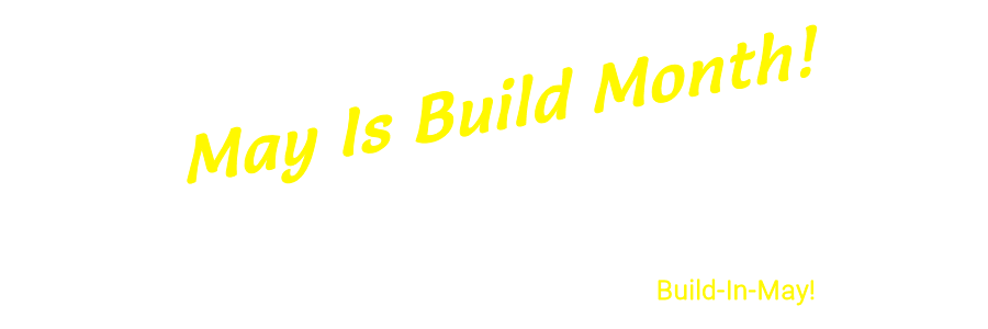 Build Today With 50% Off