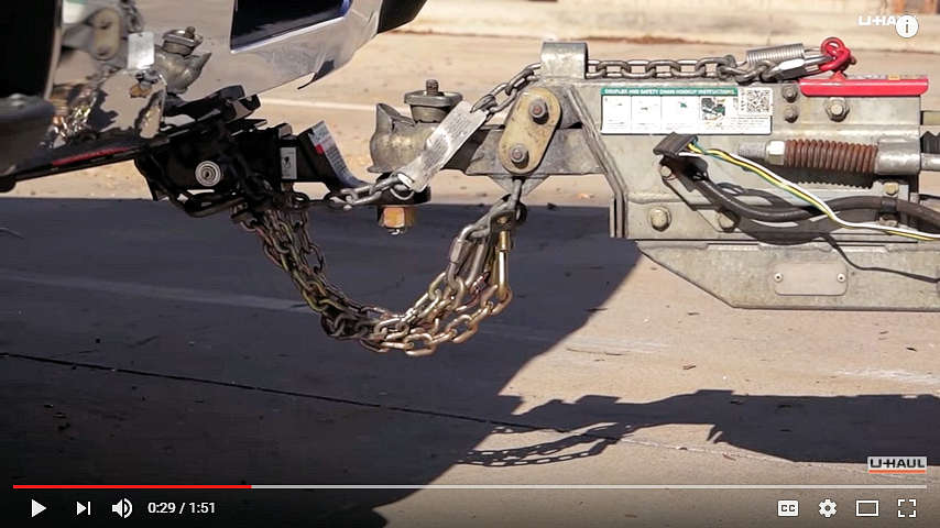 Twisting Safety Chains Video