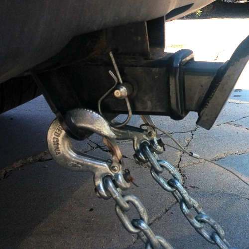 Safety Chain Hooks For Trailers