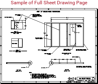 Sample Page DIY Plans