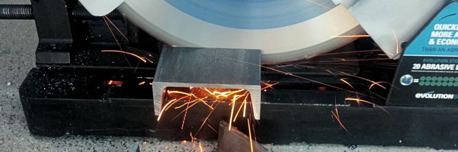 DIY Steel Cutting Options