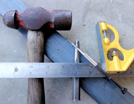 Tools for Marking for Drilling