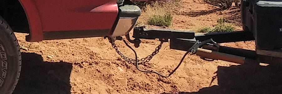Trailer Hitch Safety Chains