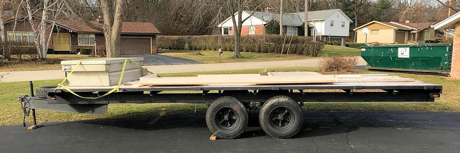 Buy A Used Trailer - Surprise!
