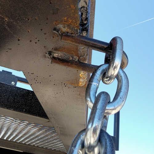 Safety Chains Wimpy Attach