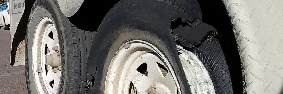 Replace Trailer Tires