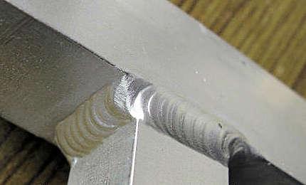 Aluminum Weld