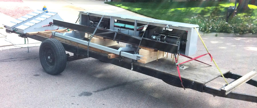 Build a Trailer for Your Needs