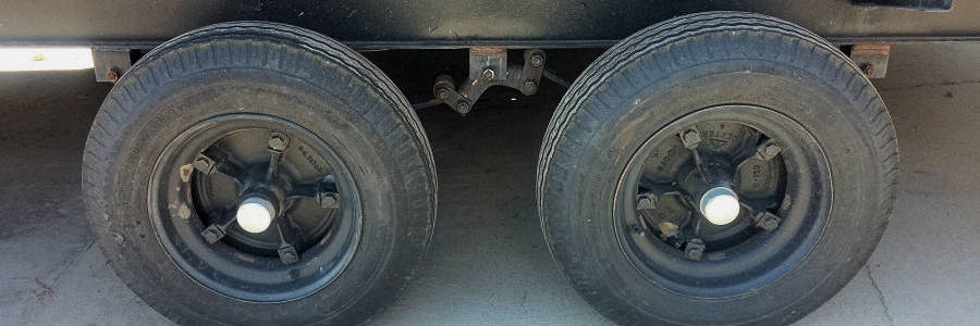Example of DIY Trailer Construction Mistake