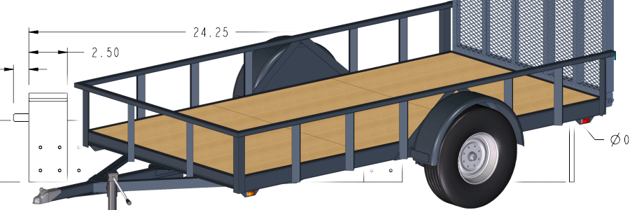 Engineered Trailer Plans Are Not Free Plans