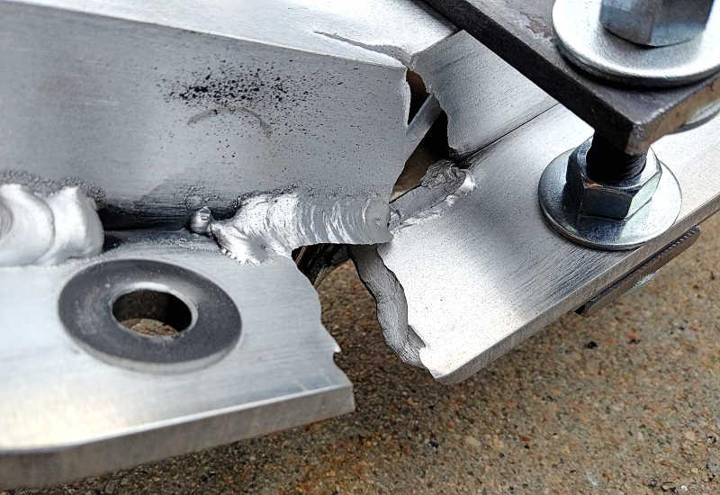 Fatigue Aluminum Failure