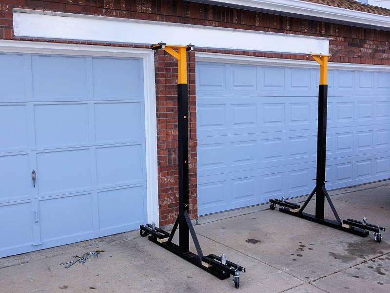 Gantry Crane I Beam Clamp Free Plans Mechanical Elements