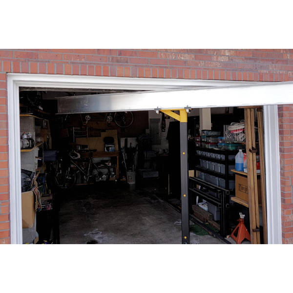 Perfect fit for the Crane in the garage door.