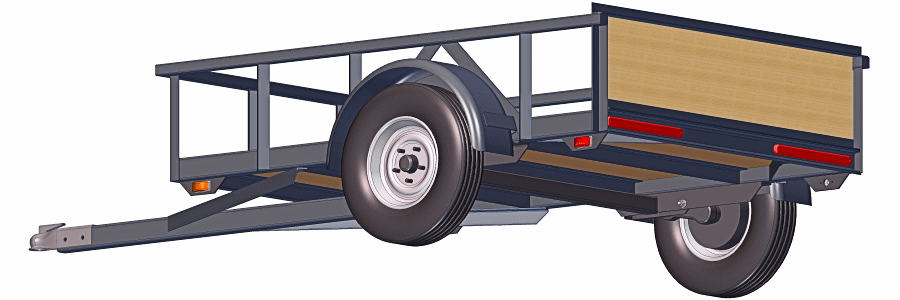 Making A Lower Trailer Deck Height