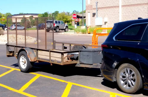 Towing with a Minivan