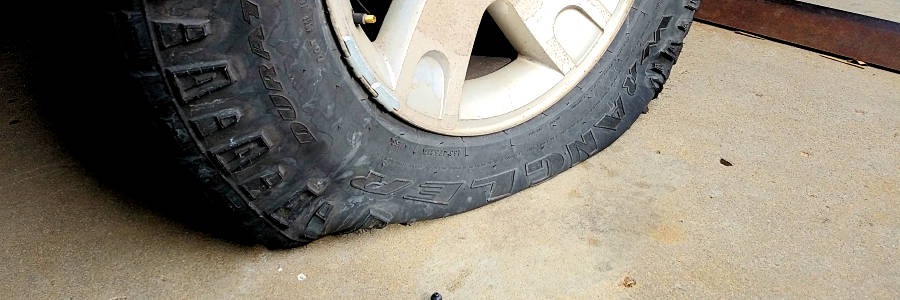 Tire Pressure Affects Roll