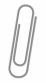 Wire Paperclip