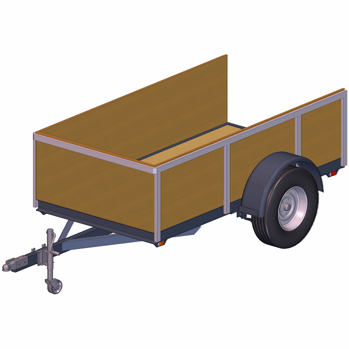 Sides Options Available With Trailer Plans