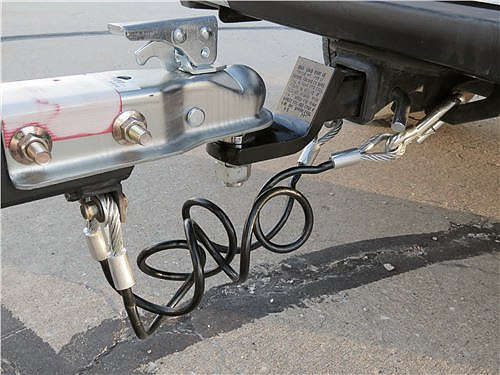 Trailer Safety Cables