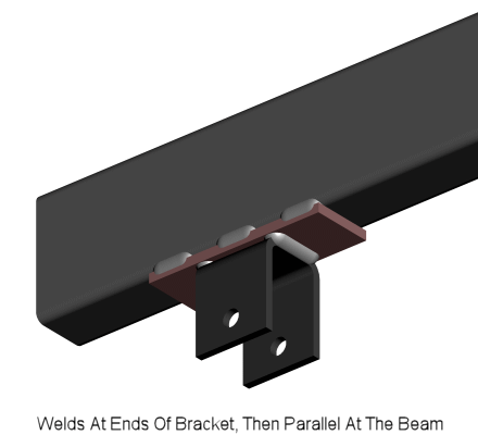 A Better Way For Trailer Spring Brackets